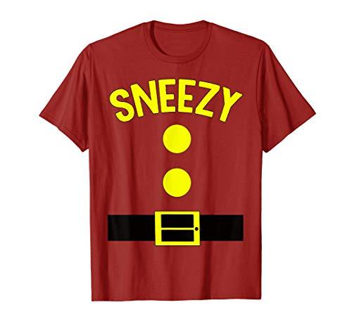 2019 Male Halloween Costume Ideas (Sneezy Dwarf Halloween Costume Funny Gift Idea Sneezy Dwarf)
