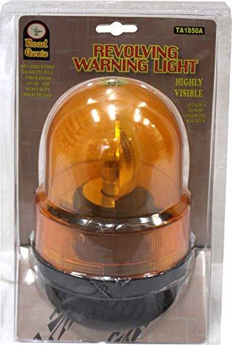 (REVOLVING WARNING LIGHT, Case Pack of 12)