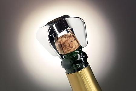 Screwpull 59995000000000 - Sacacorcho para Botellas, Color Acero