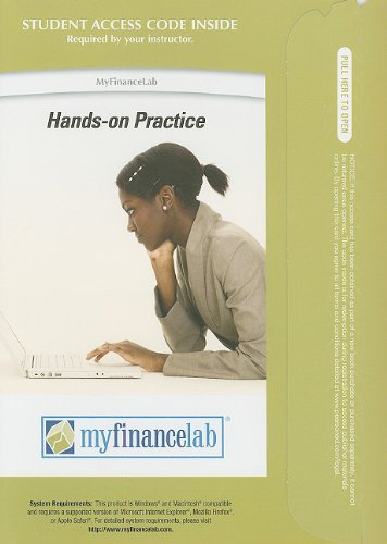MyFinanceLab with Pearson eText -- Access Card -- for Fundamentals of Investing (MyFinanceLab (Access Codes))