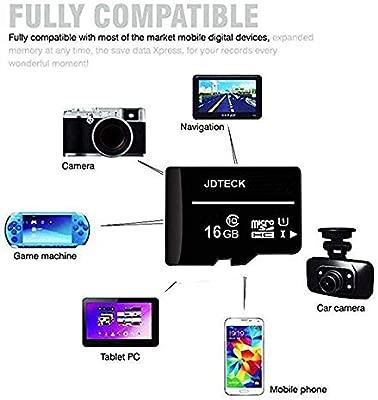 Samsung Galaxy A50, Tarjeta de Memoria Micro-SD JDTECK Class ...