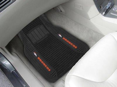 denver broncos car floor mats - 8
