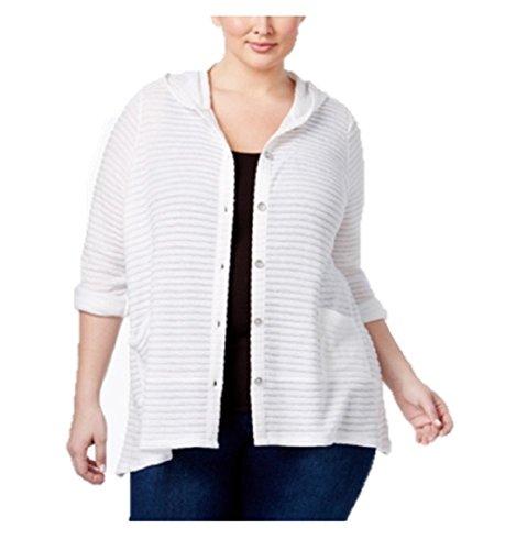 Style & Co. APPAREL レディース US サイズ: 3x plus カラー: ホワイト
