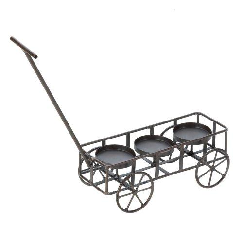 Wagon Wine Holder - 8