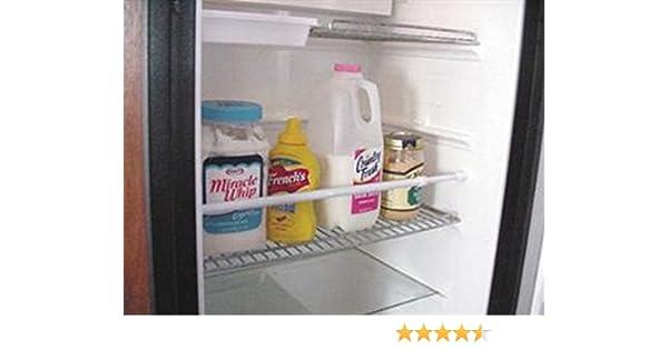 df3afc043c Amazon.com: RV Trailer FASTNERS Spring Loaded Bar Style Refrigerator  Content Brace 98: Automotive