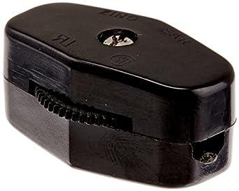 Morris 70452 Cord Switch, Black