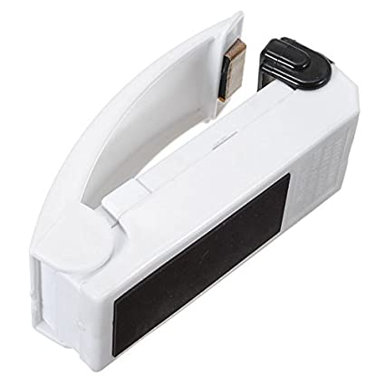 Amazon.com: Mini Portable Handy Plastic Bag Sealer Sealing Machine // Mini práctica bolsa de plástico de la máquina de sellado sellador portátil: Industrial ...