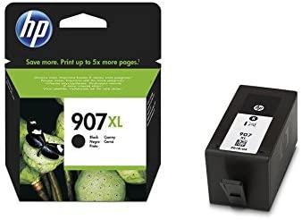 HP 907XL 1500páginas Negro cartucho de tinta - Cartucho de ...