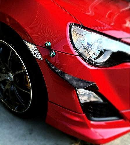 Neo Chrome Quick Release Car Bumper Fender Trunk Hatch Lid Aluminum Fastener Kit