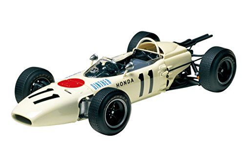 Tamiya 1/20 Grand Prix Collection No.43 Honda RA272 1965 Mexico GP Winning car -