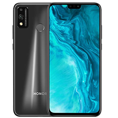 "Honor 9X Lite (128GB, 4GB) 6.5"" Dual SIM GSM Unlocked 4G LTE International Model"