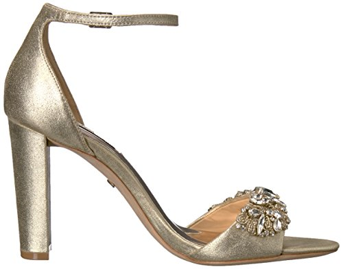 Badgley Mischka Women's barby Dress Sandal Platino reliable sale cheap prices discount good selling supply sale outlet 4glvWd
