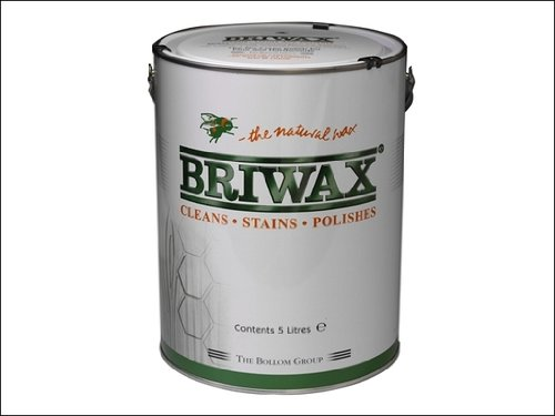 Wax Polish Original Dark Oak 5 Litre(BRIWAX BW0303161305)