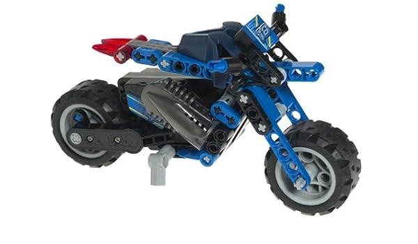 LEGO Racers: Nitro Stunt Bike: Amazon.es: Juguetes y juegos
