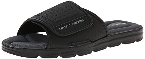 Sandalo Swell Sport Black Skechers diapositive Vento TqFvRx8Iw