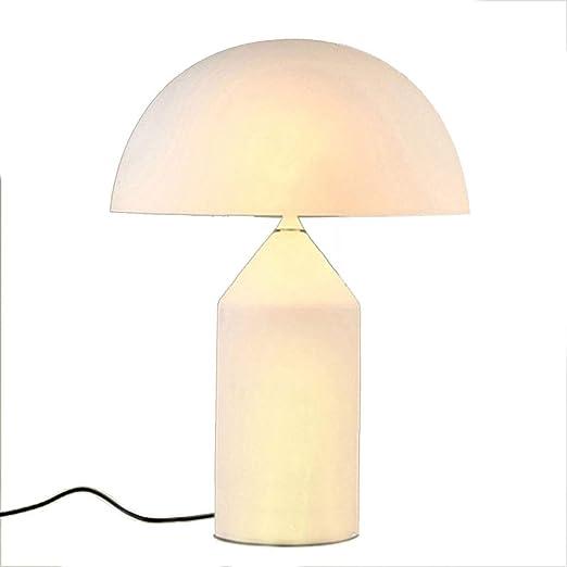 Lámpara de Mesa LED, diseño de Modelado de Seta Creativo Lámpara ...