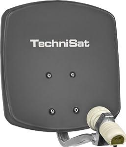technisat digidish 33 sat offset spiegel mit wandhalterung. Black Bedroom Furniture Sets. Home Design Ideas