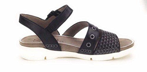 Jana 8-8-28601-28/001-001 - Sandalias de vestir para mujer 001black
