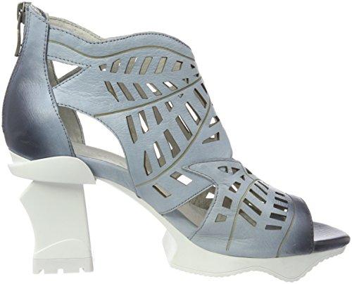 Laura Vita Armance 35, Women's Open-Toe Sandals Grey (Gris Gris)