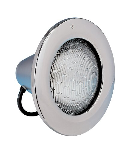 Hayward SP058115 AstroLite Pool Light, Thermoplastic Face Rim, 12-Volt, 15-Foot Cord ()