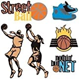 Cricut Solutions Cartridge, Basketball