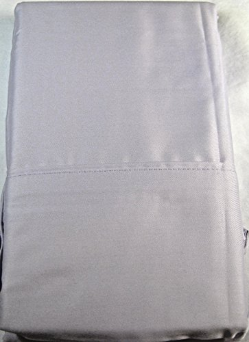 Set of 2 Ralph Lauren Dunham Sateen King Size Pillowcases- Hyacinth -300 Thread Count 100% Cotton-