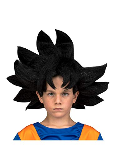 My Other Me Me Me- Goku Dragon Ball Peluca, Multicolor (230119)