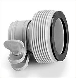 Intex adaptador B para bomba de filtro & agua salada Kit de conversión individual