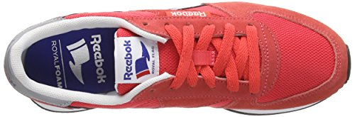 Red de Blue Jogger Entrainement Rot Rouge Steel Running Chaussures Femme Poppy Paperwhite Black Classic Reebok Royal White Slate x7qn44P