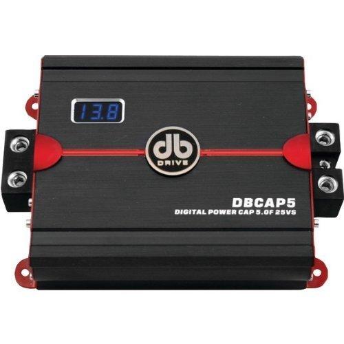 DBDDBCAP5 - DB DRIVE DBCAP5 Okur Series Amp-Style Capacit...