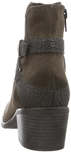 Tamaris 25010 Damen Kurzschaft Stiefel Mehrfarbig (Asph/Str.Metal 232)