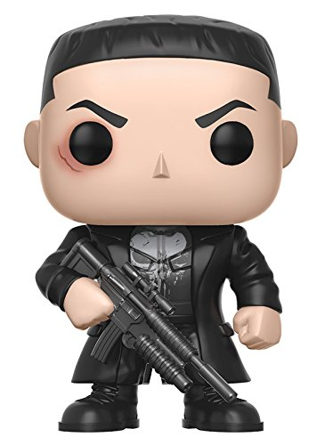 The Collector Marvel Costume (Funko Pop Marvel: Daredevil TV Punisher Toy Figure Style May Vary)