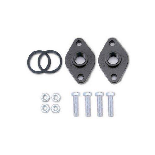 - Grundfos 519603 1-1/4-Inch GF 15/26 Cast Iron Flange Set