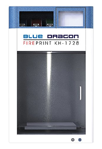 Blue Dragon BDFPKH1728-B FirePrint KH-1728 - 305 x 305 x 305 mm