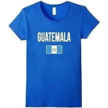 Guatemala T-shirt Guatemalan Flag