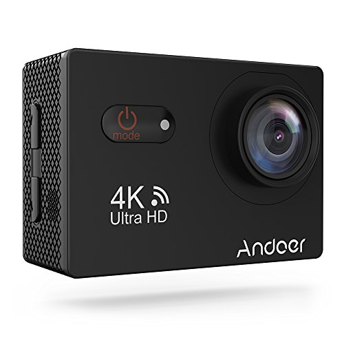Sports Camera, Andoer 4K Touchscreen...