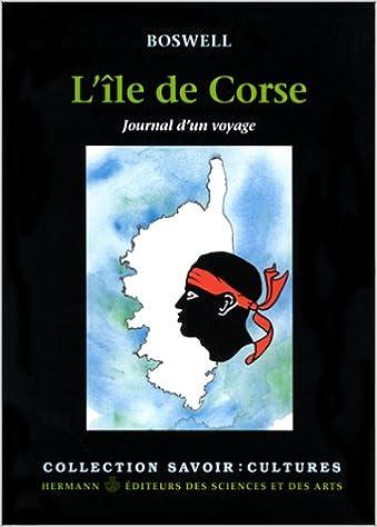 Livres gratuits L'Île de Corse : Journal d'un voyage pdf ebook