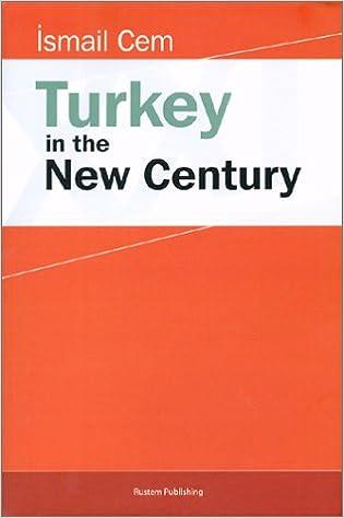 Book Turkey in the New Century