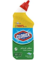 Clorox Toilet Cleaner, Fresh Scent, 709ml