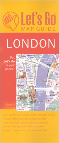 Download Let's Go Map Guide London (4th Ed) pdf