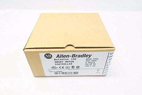 NEW ALLEN BRADLEY 150-C16NBD SMC-3 SMART MOTOR CONTROLLER 200-480V-AC D529904 - Allen Bradley Smart Motor Controller