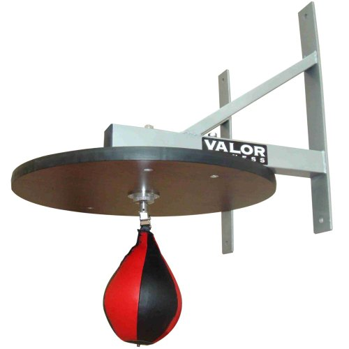 Valor Fitness CA-10 Speed Bag Platform Mini with Bag and Pump by Valor Fitness