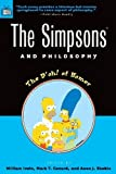 img - for The Simpsons and Philosophy: The D'oh! of Homer (Popular Culture and Philosophy) book / textbook / text book