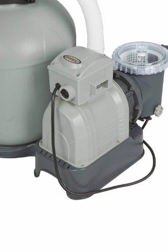 Intex Krystal Clear 3000 Gph Sand Filter Pump Amp 15000 Gal