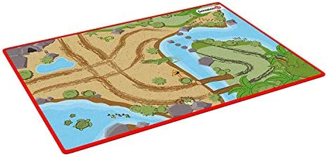 Schleich 42477 Wild Life Spielteppich