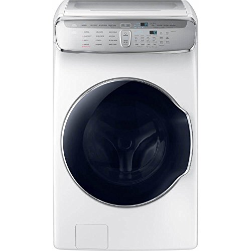 Samsung 6.0 Total Cu. Ft. White FlexWash Washer