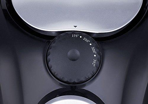 GoWISE USA GW22622 2nd Generation Electric Air Fryer 1500 Watt