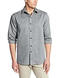Men's Epic Easy Care Mini Herringbone Shirt