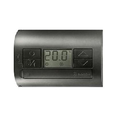 Finder serie 1t - Termostato pared 1 contacto 3v 5a: Amazon.es ...