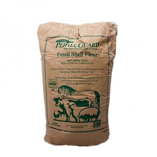 Bundle: 100% Food grade Diatomaceous Earth 50lb Bag W/Shaker Bottle